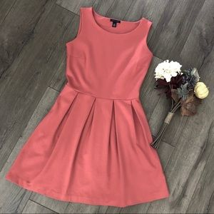 Salmon Pink Tommy Hilfiger Dress with pockets